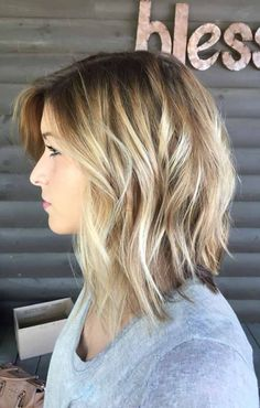 here  are 9 Super Cute Medium Length Hairstyles And Haircuts For Women. No matter how  you wear your dresses, medium length hair gives you great styling options and  you will know it from here. take a look at these Super Cute Medium Length  Hairstyles And