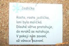 Vánoční básničky