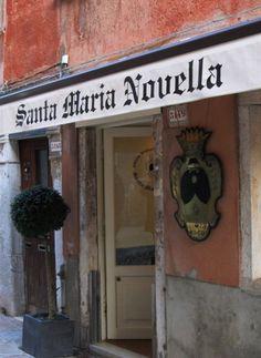 Santa Maria Novella shop in Venice  Sestiere San Marco, 3149,  30124 Venice