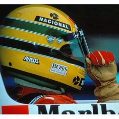 gilenoesteves: Ayrton Senna Monaco 1991