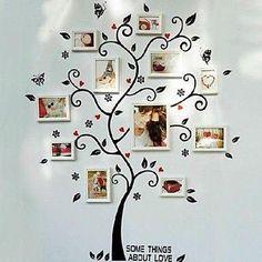 Así quiero dejar el recuerdo de nuestras raíces. Hermoso como este árbol.