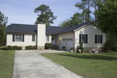 A private home in an active community in New Bern, NC.