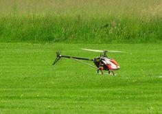 Helikopter sterowany