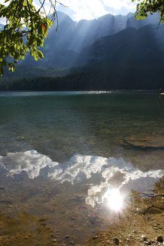 lago di Tovel - italy