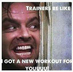 New trainning