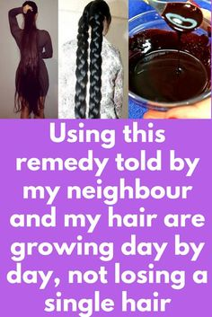 Using this remedy told by my neighbour and my hair are growing day by day, not losing a single hair Today I am going to share a secret remedy that is guaranteed solution for fast hair growth Just use this remedy 1 hour before hair wash and in just 1 week Coconut Oil Hair Treatment, Coconut Oil Hair Growth, Coconut Oil Hair Mask, Coconut Oil For Skin, Hair Remedies For Growth, Hair Growth Treatment, Hair Growth Tips, Wild Growth Hair Oil, Coconut Oil Coffee