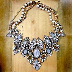 Erickson Beamon Girlie Queen Necklace