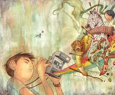 by Julian Callos