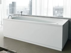 Download the catalogue and request prices of Nova | whirlpool bathtub By gruppo geromin, whirlpool rectangular bathtub, nova Collection