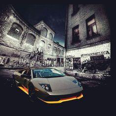 Moto Art - Lamborghini