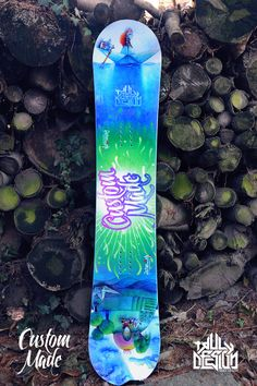 Chily:Women's all-mountain freestyle board. Light core with a medium and lively flex, stiffened by twisting. All this is stressed by a new k...
