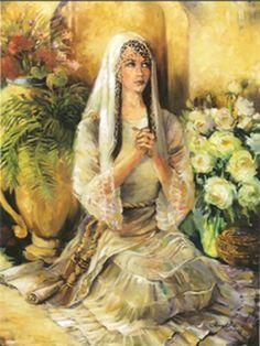 Sandra Ras t~ Faith of Queen Esther