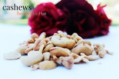 Mighty Cashews for Hair Growth / La semilla de Cajuil y el crecimiento del cabello.