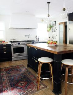 Our Kitchen: One Year Later (Chris Loves Julia)