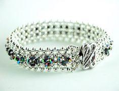 Tutorial - Innuendo Metal Bead Bracelet Pattern