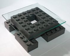 LunaBlocks: LEGO Furniture (full-sized Legos for grown ups by Lunatic Construction