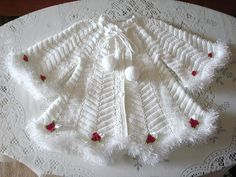 beside crochet: اجمل كروشية للبنات بغرزة الزجزاج.Beautiful crocheted zigzag for girls