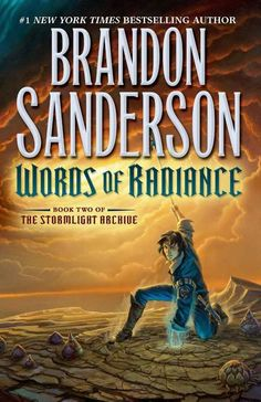 Words of Radiance by Brandon Sanderson | 13 Reasons 2014 May Be The Best Year For Fantasy In The 21st Century