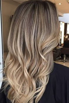 Hair Color 2017/ 2018 See our collection of ideas for dark blonde hair color which is drop dead popula