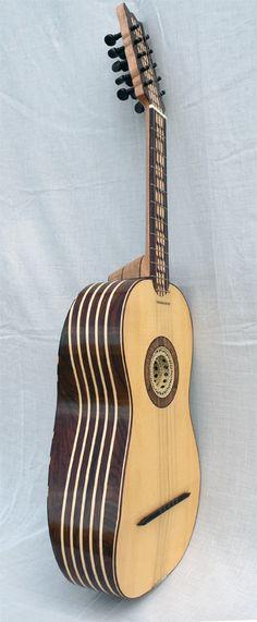 Chitarra battente - Italian Guitar