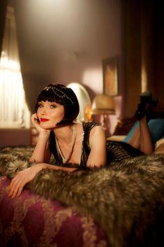 Miss Phryne Fisher - Miss Fisher's Murder Mysteries Photo ...