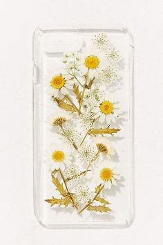 Best Plant-Inspired Decor:  Oops a Daisy iPhone Case