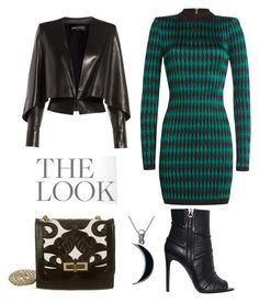 """""""The Look"""" by rachelmadison on Polyvore"""