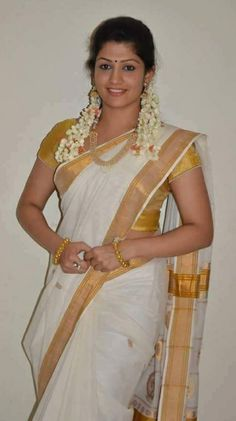 Image may contain: 1 person, standing Beautiful Girl Indian, Beautiful Saree, Beautiful Indian Actress, Beauty Full Girl, Beauty Women, Women's Beauty, Beauty Care, Natural Beauty, Malayali Bride