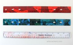 Design your own rulers