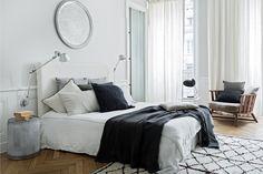 Nautical Bohemian chic Bedroom