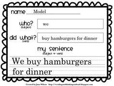 Crafting Sentences