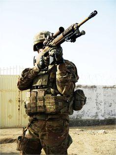 Infantryman by MilitaryPhotos