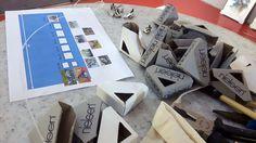 Vorbereitung für unsere Ausstellung im Rostocker Zoo   Bilder, Aquarelle vom…