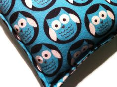 Heating Pad Snuggles Microwavable Corn Bag Hoot by SoapfullyGood, $9.95