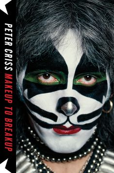 Makeup to Breakup: My Life In and Out of Kiss: Peter Criss. Just got to the part where he gets the call from Gene Simmons in response to his Rolling Stone drummer-for-hire ad. Peter Criss, Paul Stanley, Gene Simmons, Design Thinking, Banda Kiss, New York Times, El Rock And Roll, Vinnie Vincent, Eric Carr