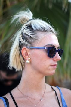 Pin for Later: Prepare to Be Stunned by These Coachella Beauty Looks