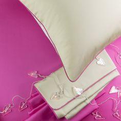 Яркие цвета поднимают настроение. Постельное белье из коллекции Macaron от Fiori di Venezia