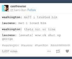 Hamilton/Laurens