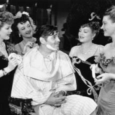 Clark Gable & Lana Turner ~ Honky Tonk, 1941 | lana turner Лана Тернер И Кларк Гейбл