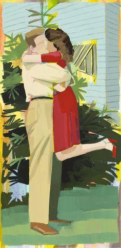 'Scarlet Embrace'