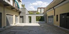 Since 1998 the Web Atlas of Contemporary Architecture Contemporary Architecture, Garage Doors, Mansions, Studio, House Styles, Outdoor Decor, Palermo, Home Decor, Buildings