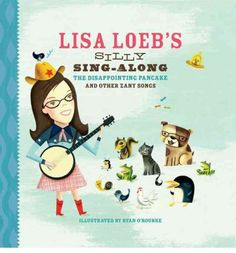 A children's songbook which includes a CD featuring silly songs, and six children's favourites.