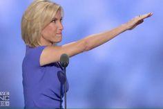 Neo-Nazi bleached blonde bimbo Laura Ingraham Calls John McCain, Lindsey Graham, Jeff Flake 'Triumvirate of Idiocy'
