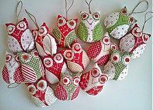 Vianoce - Vianočné sovičky  - 3356427