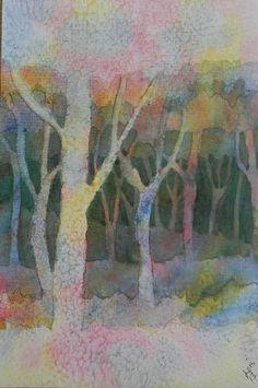 Layered trees