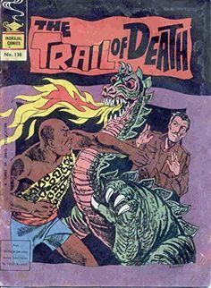 Indrajal Comics-138-Mandrake: The Trail Of Death   (1971)…