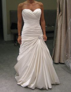 Pnina Tornai 31914740 Wedding Dress $3,500