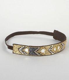 """BKE Beaded Headband"" www.buckle.com"