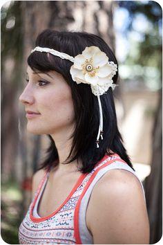 DIY: Braided Bohemian Headband