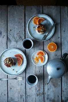glutenfree fluffy white chocolate cakes with orange, caramel.